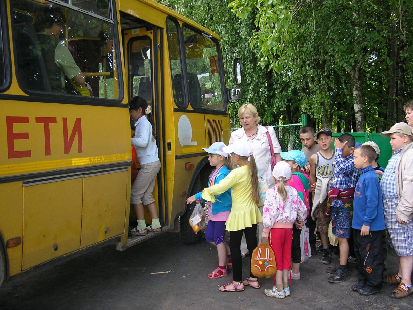Маршрутка фото для детей